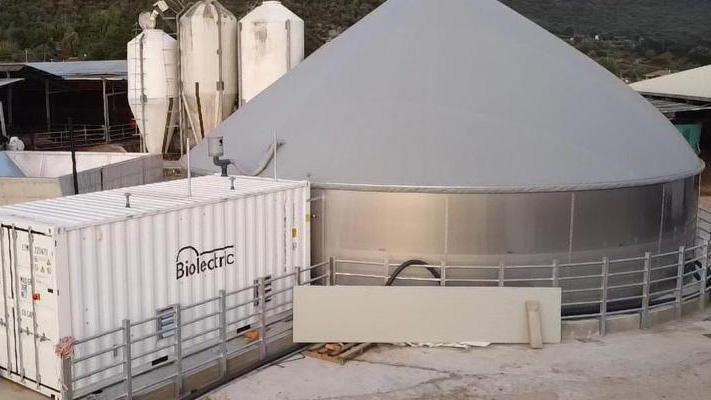 Primo impianto Biolectric Italia