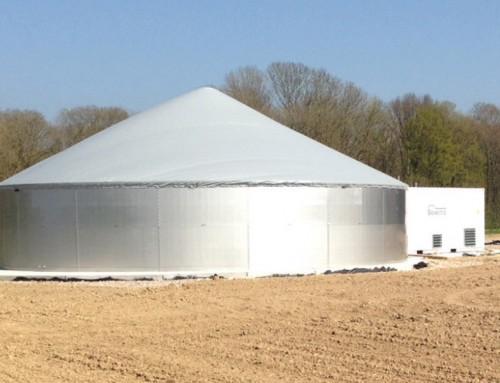 Impianto Biogas a Cologne (BG)