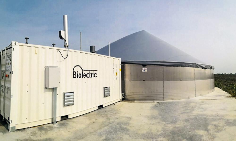 MicroBiogasItalia - Impianto a Colorno (PR) - 44kW