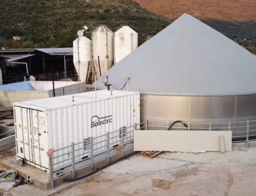 Impianto Biogas a Maenza (LT)