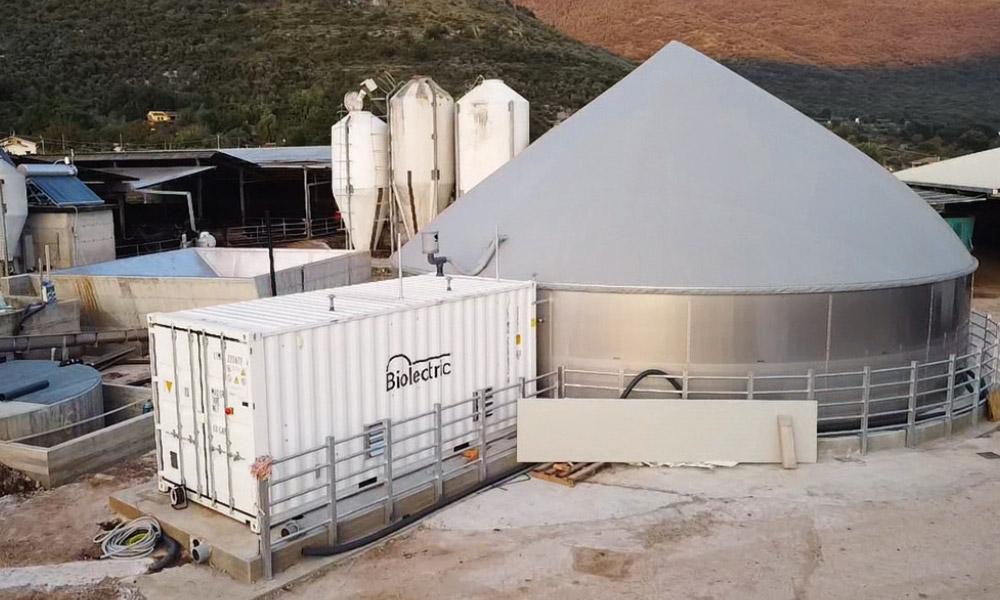 MicroBiogasItalia - Impianto a Maenza (LT) - 33kW