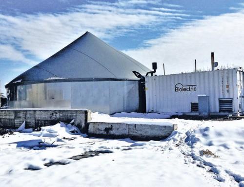 Impianto Biogas a Palestrina (RM)