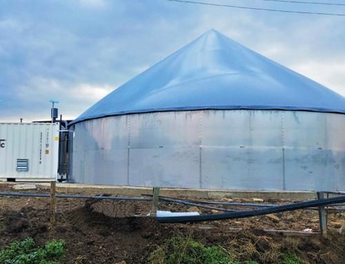 Impianto Biogas a Puglianello (BN)