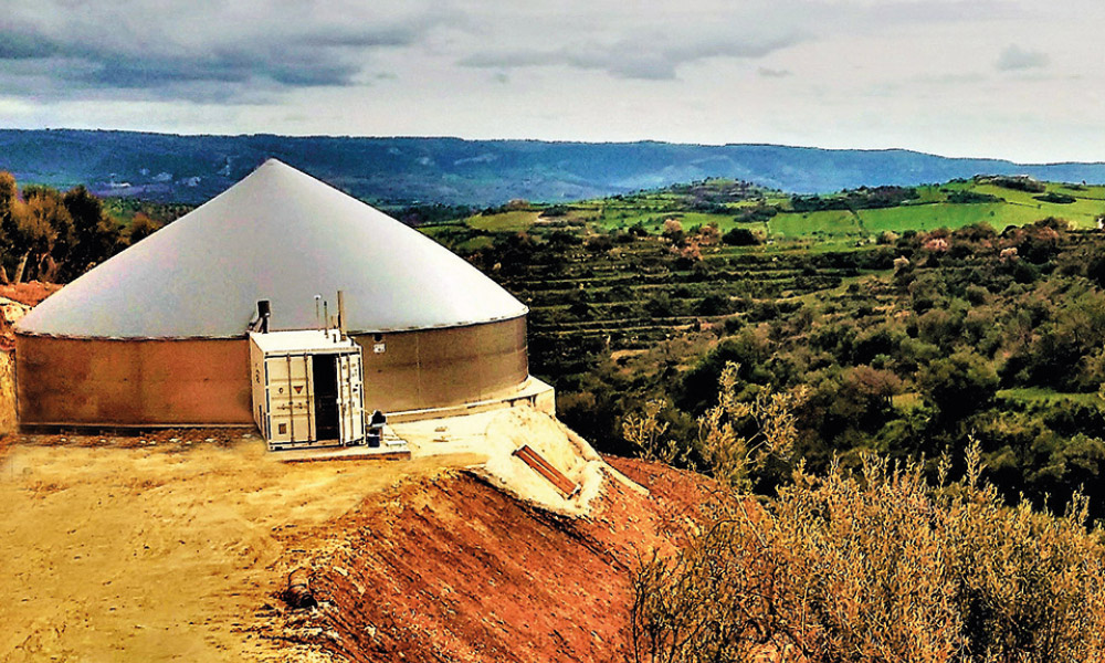 MicroBiogasItalia - Impianto a Ragusa (RG) - 44kW