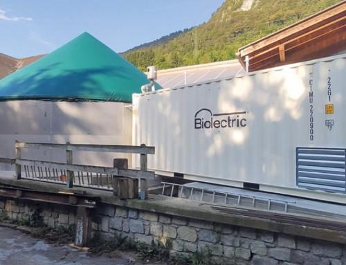Impianto Biogas a Sella Giudicarie (TN)