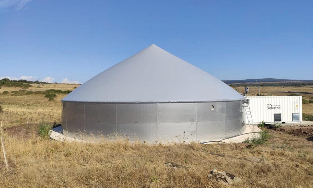 MicroBiogasItalia - Impianto a Sindia (NU) - 44kW